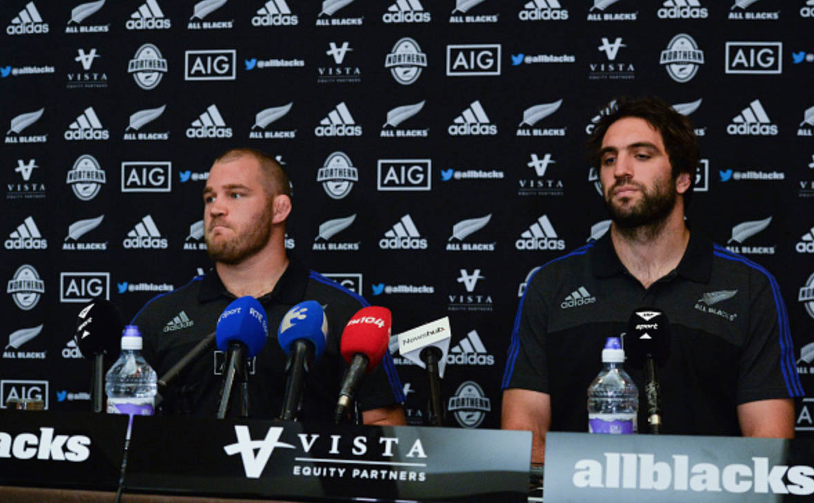 Franks out of All Blacks' squad, Sport News & Top Stories