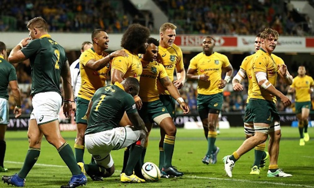 Dave Rennie Confirms Wallabies Captain Huge Rugby News